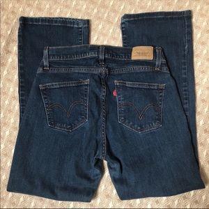 Levi's Curvy Boot Cut 529 Jeans